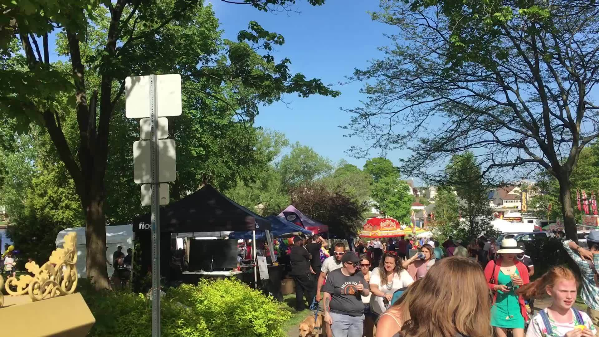 VIDEO NOW: Gaspee Days Festival