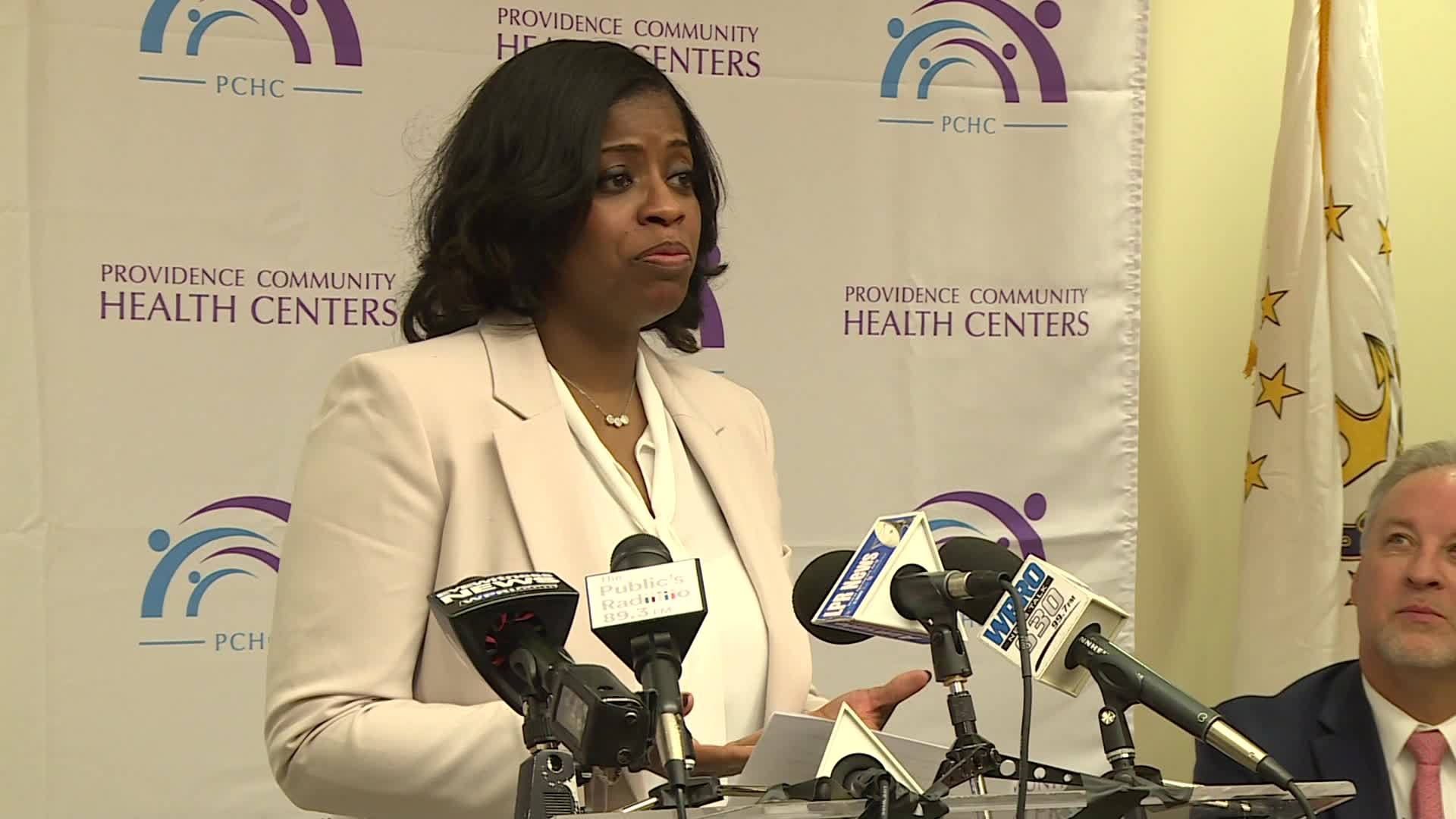 Video Now: HHS Secretary Nominee Womazetta Jones