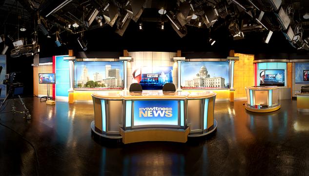 Eyewitness News Studio