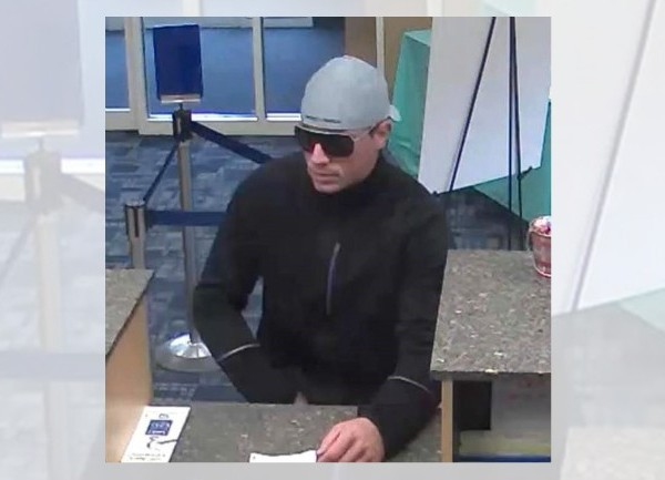 Serial bank robbery suspect arrested at slots parlor