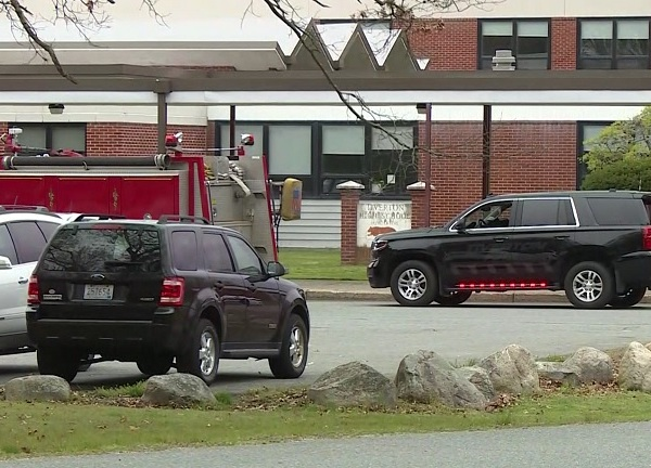 Odor at Tiverton High School Being Investigated