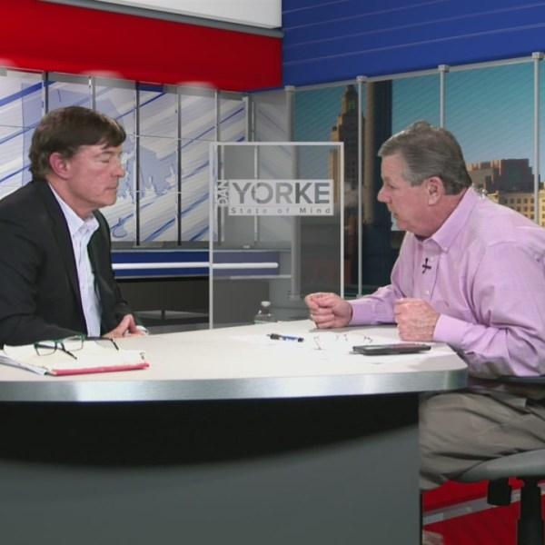 6/3: Former Cranston mayor Steve Laffey joins State of Mind