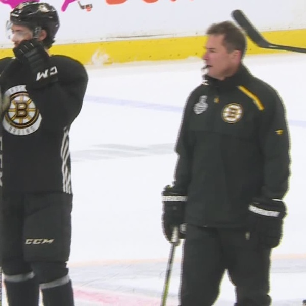 Bruins prep for Game 5 of Stanley Cup Final