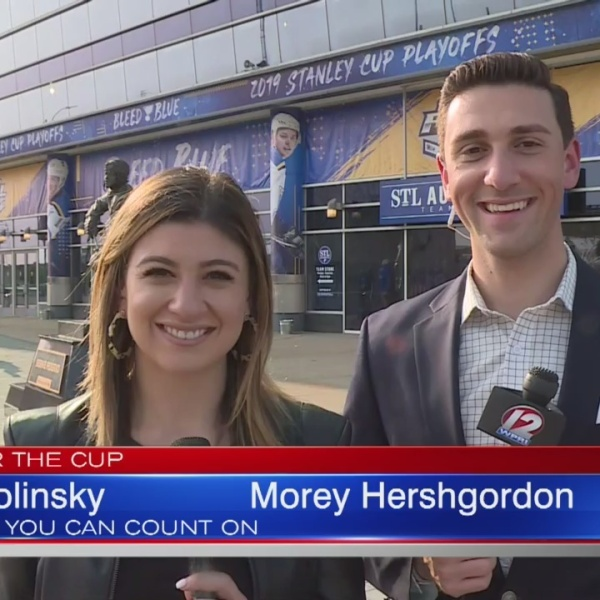 Chase for Cup: Ruthie and Morey with more on preps ahead of Game 4