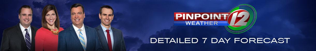 Pinpoint Weather 12 on WPRI.com