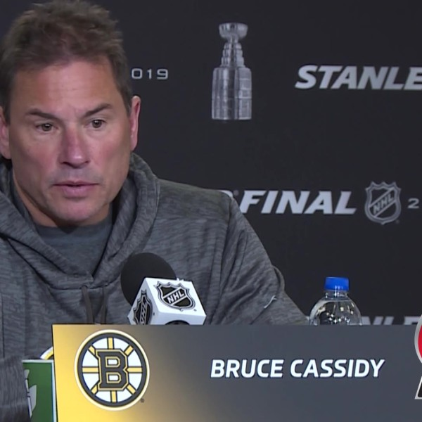 Video Now: Despite lopsided Game 3 win, Bruins believe they can be even better