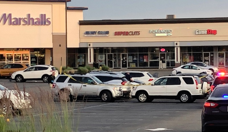 Woman shot and killed in North Attleboro shopping plaza