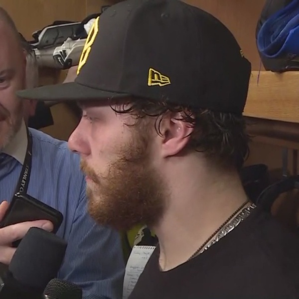 Ruthie Polinsky recaps the Bruins Game 3 win over the Blues
