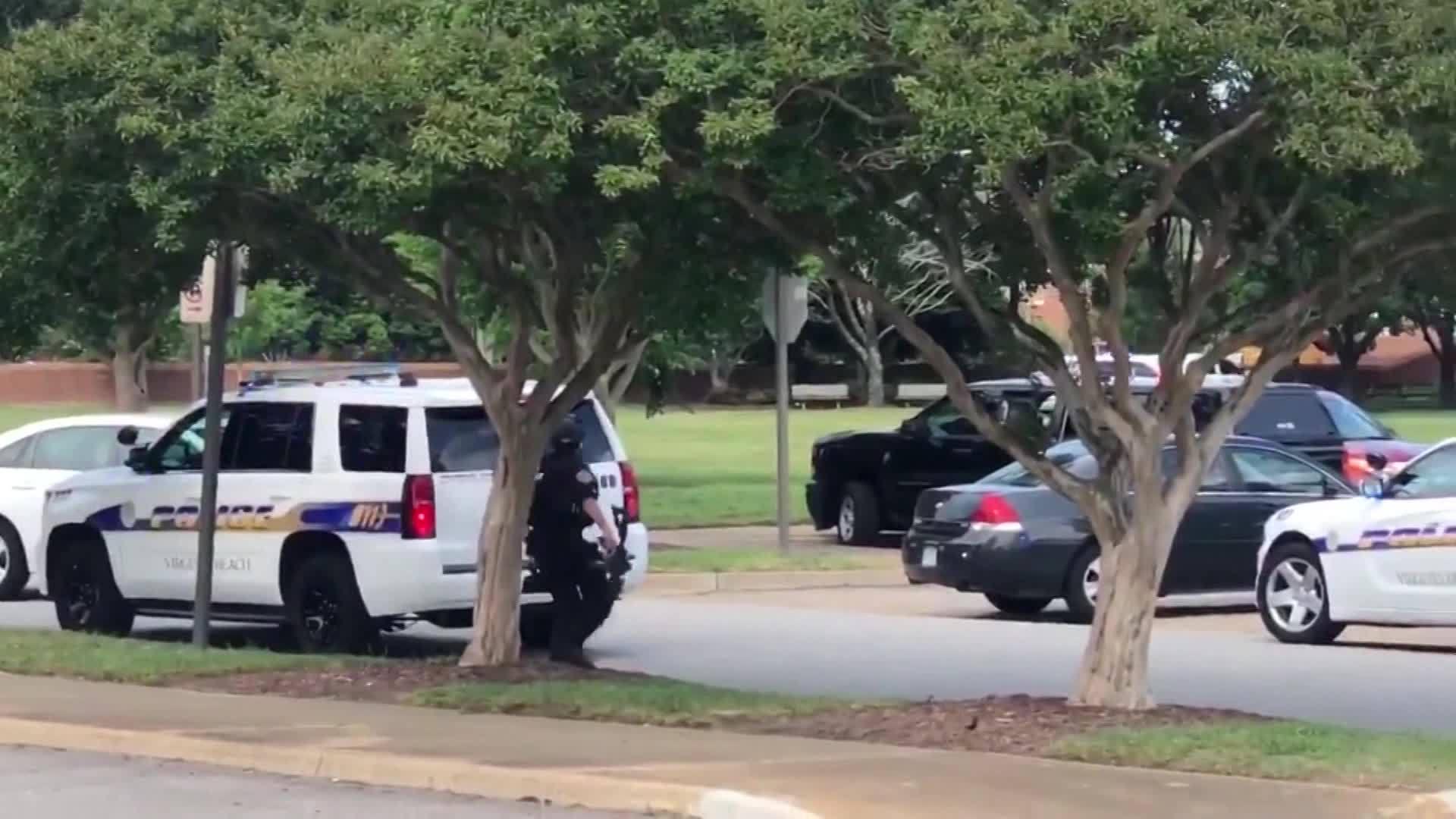 Video Now: 11 dead in Virginia Beach shooting