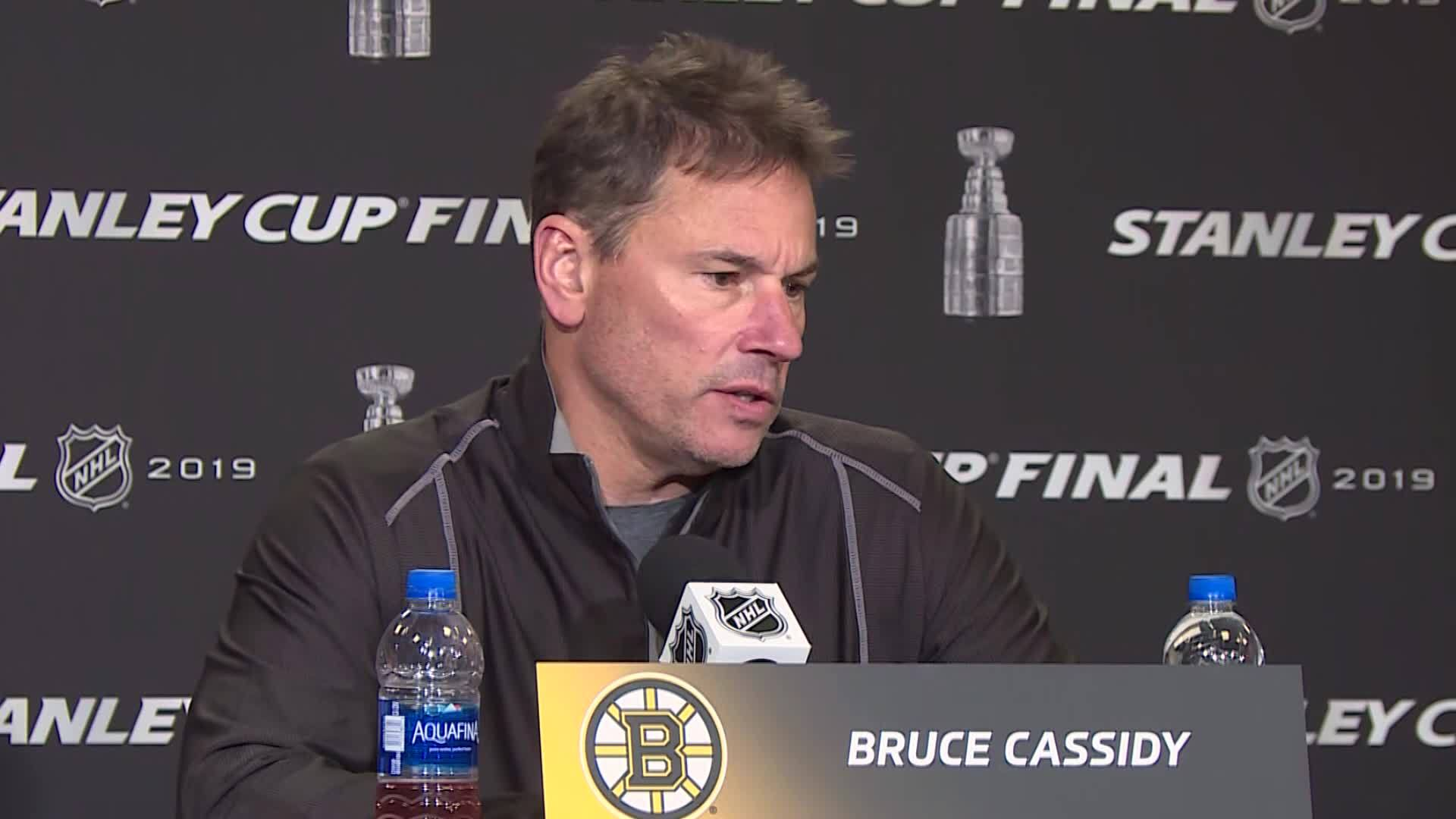 Video Now: How Will Bruins Respond on Brink of Elimination?