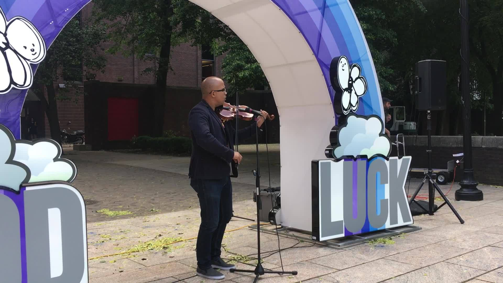 Video Now: PVD Fest kicks off in Providence