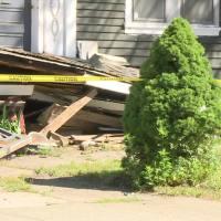 Video Now: Pawtucket car crash