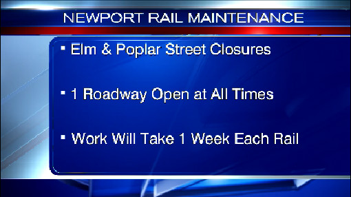 Pinpoint Traffic Blog: Newport Bound? Prepare for Road