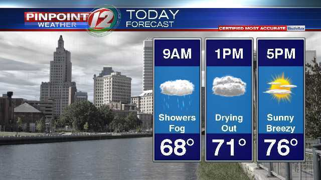 It Was Beautiful Afternoon For >> Weather Now Drier Weather This Afternoon Wpri Com