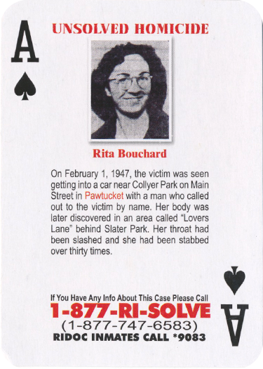 COLD CASE CARDS: ALL IN