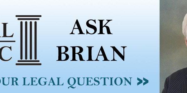 Legal Logic: Ask Brian
