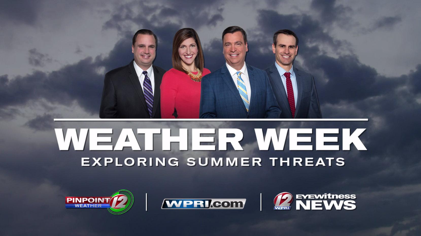 Friday on Weather Week: Lightning Dangers   WPRI com