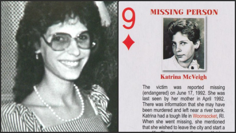 Family mourns missing mother 27 years after she vanished   WPRI com