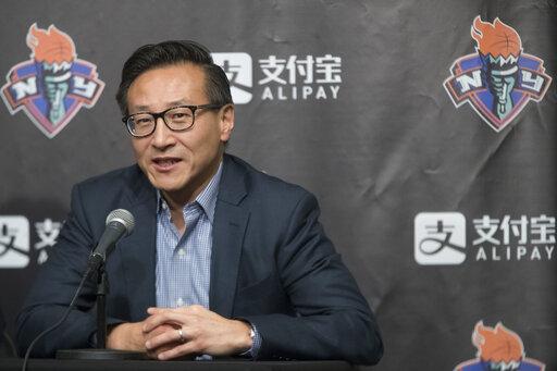 Joe Tsai