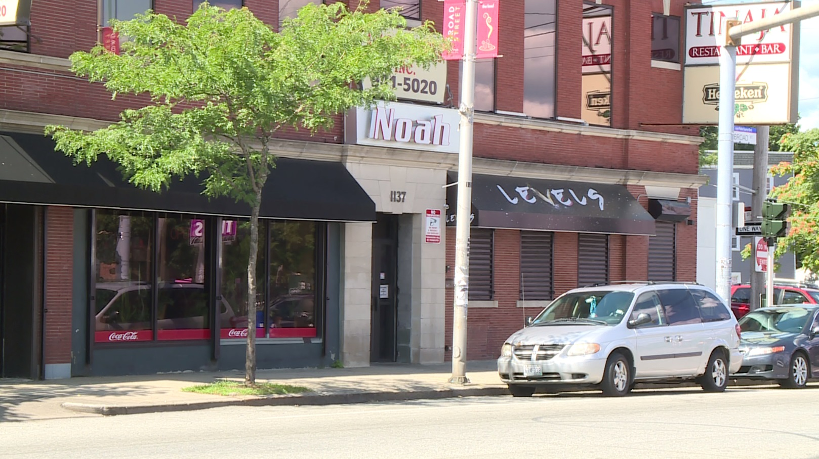 Providence Board of Licenses orders Noah Lounge closed after
