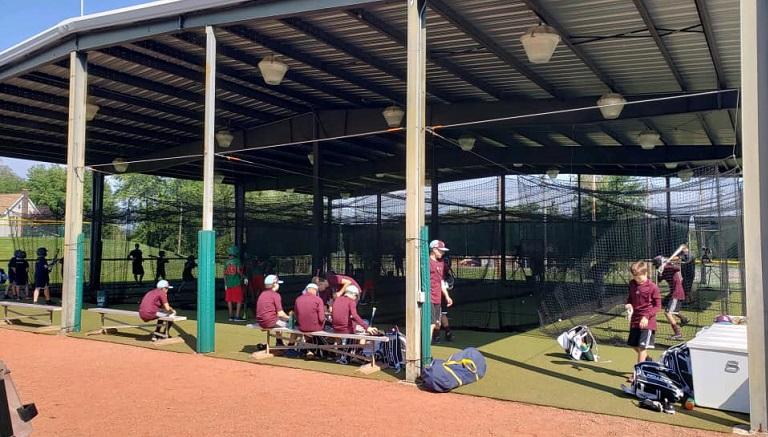 Batter up: Barrington starts practice at LLWS | WPRI com