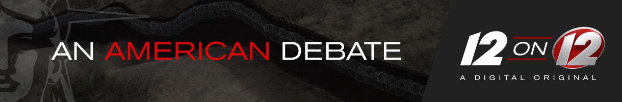 An American Debate - A 12 on 12 Digital Original