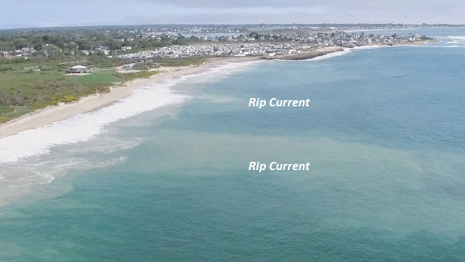 Risk of Rip Currents Increases with Dorian   WPRI com