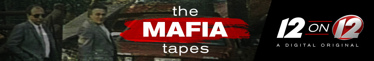 The Mafia Tapes: 12 on 12 Digital Original only on WPRI.com