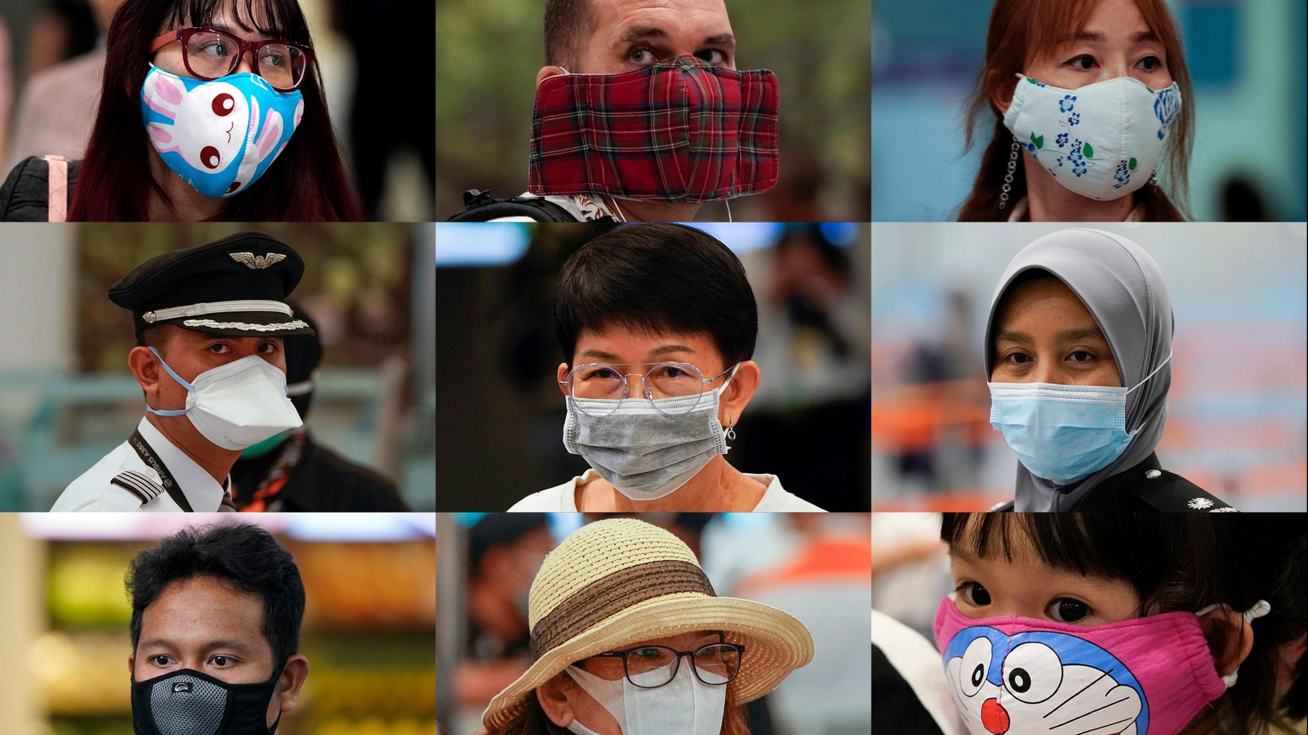 Do Masks Offer Protection From Coronavirus It Depends Wpri Com
