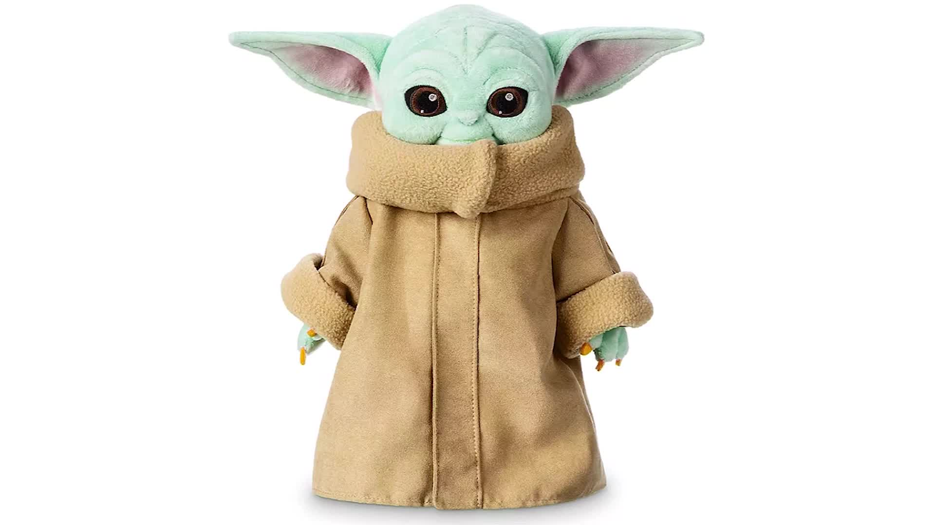Baby Yoda Coming To Build A Bear Workshops In A Few Months Wpri Com