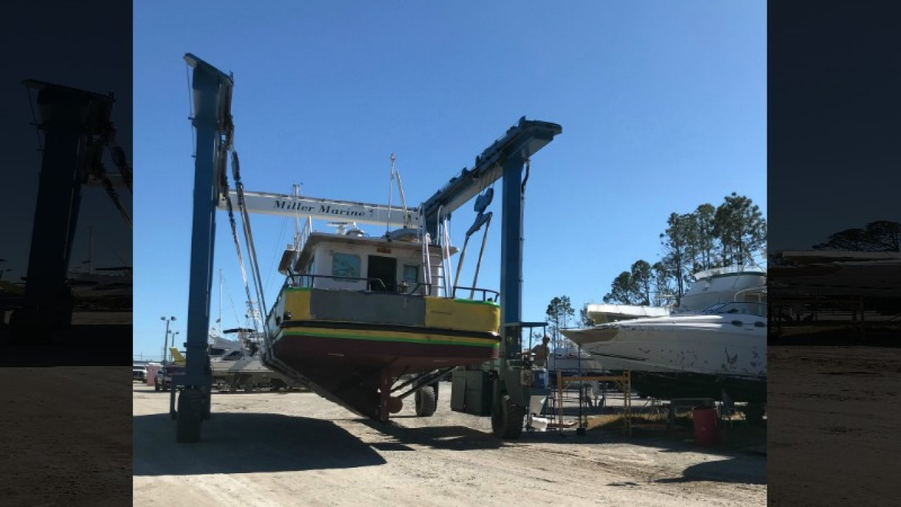 Coast Guard searching for overdue Rhode Island boaters in Florida