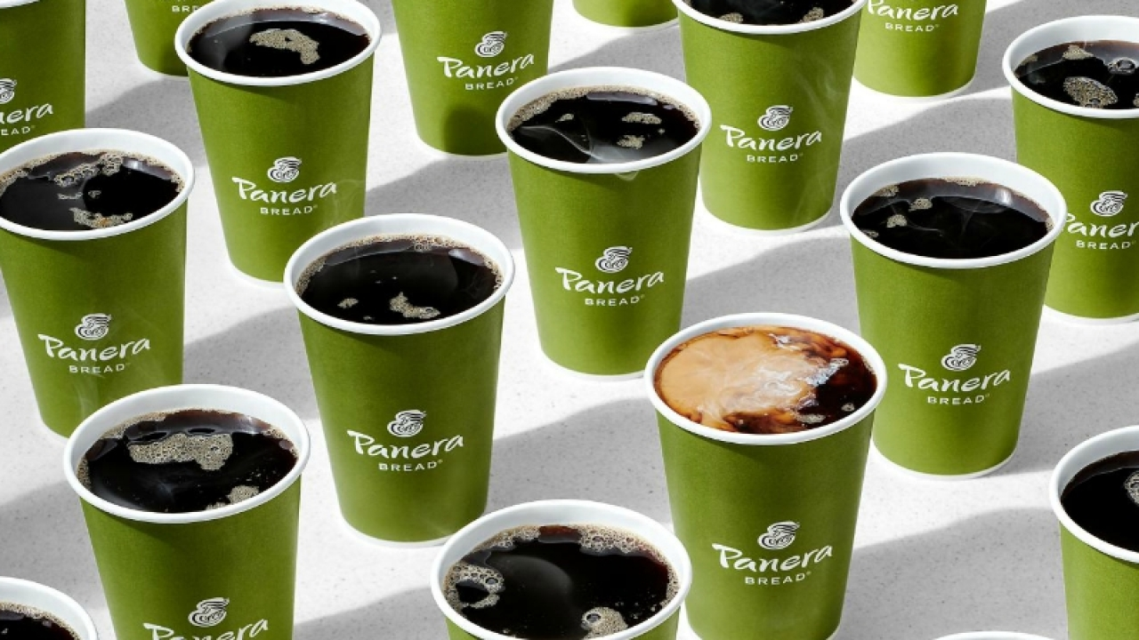 Panera launches unlimited coffee subscription for $8.99 a month