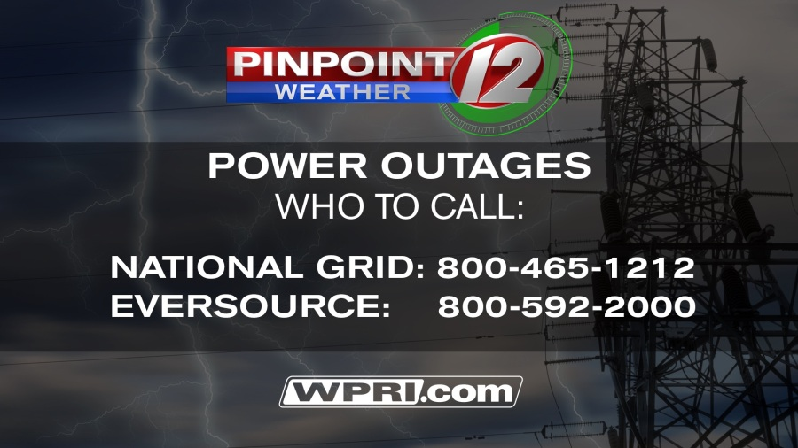 National Grid Power Outage Map Ri After Tuesday's Storms, Many Are Left Cleaning Up | WPRI.com