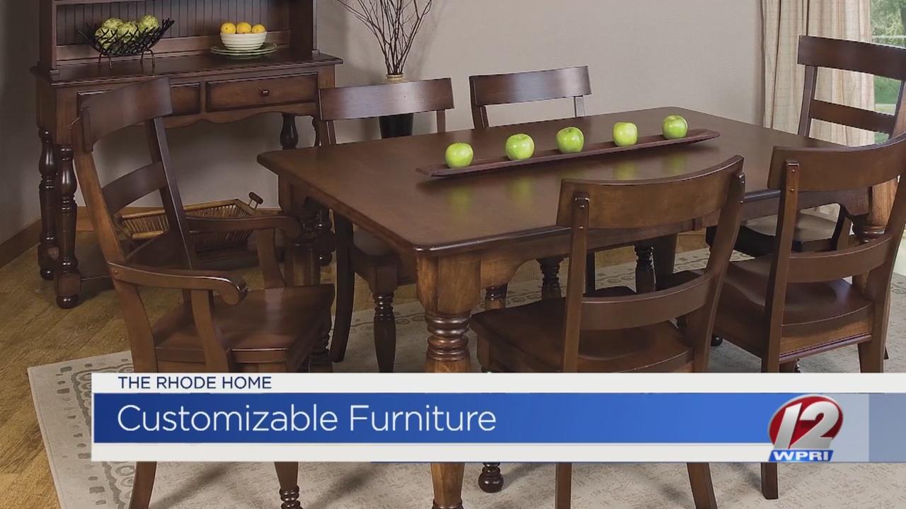 wpri.com - Brendan Kirby - Customizable furniture & so much more!
