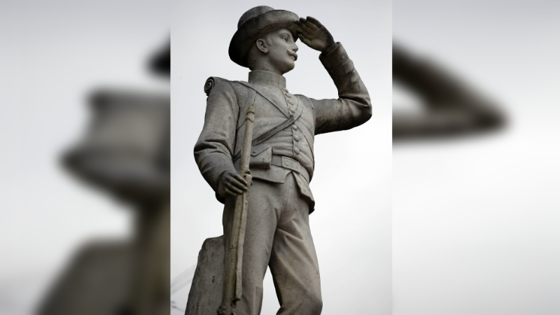 Confederate Monument-Ole Miss