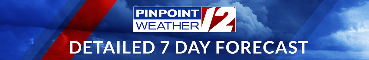Pinpoint Weather 12 Detailed 7 Day Forecast on WPRI.com
