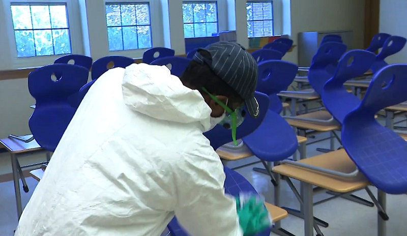 Providence releases results of school inspections amid ventilation con... image