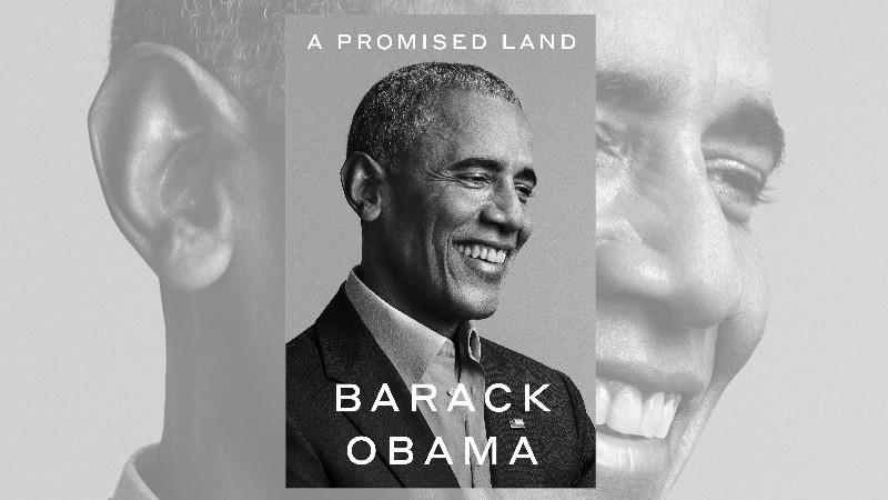 First volume of Barack Obama's memoir coming Nov. 17 | WPRI.com