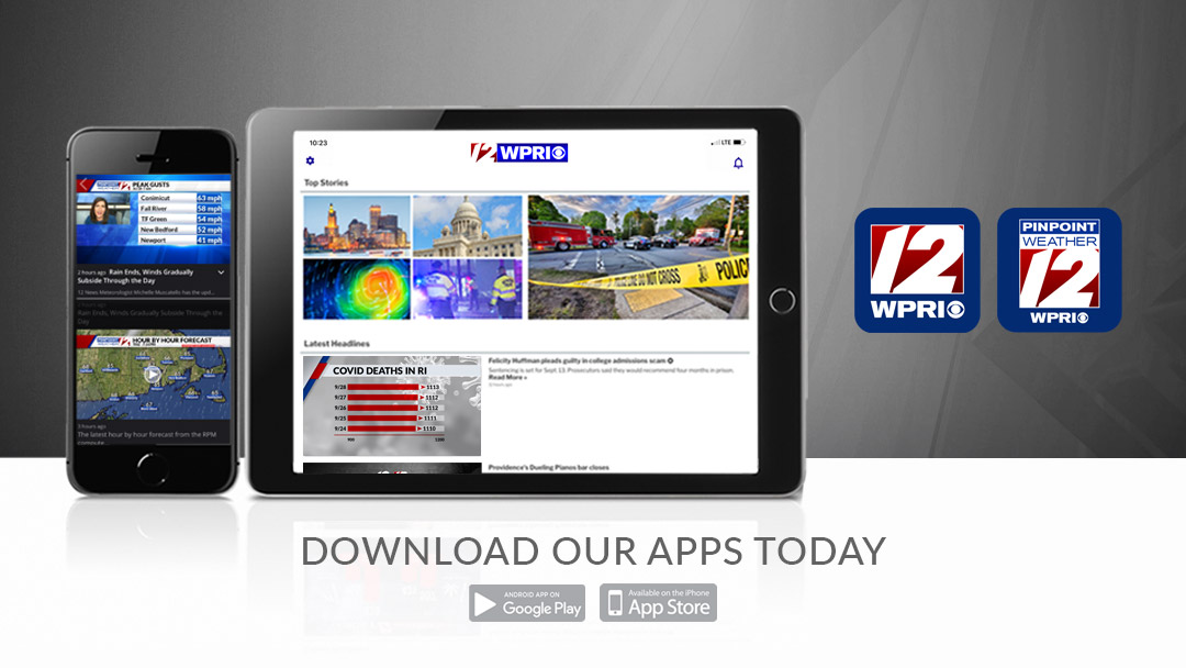Download WPRI 12 Mobile Apps