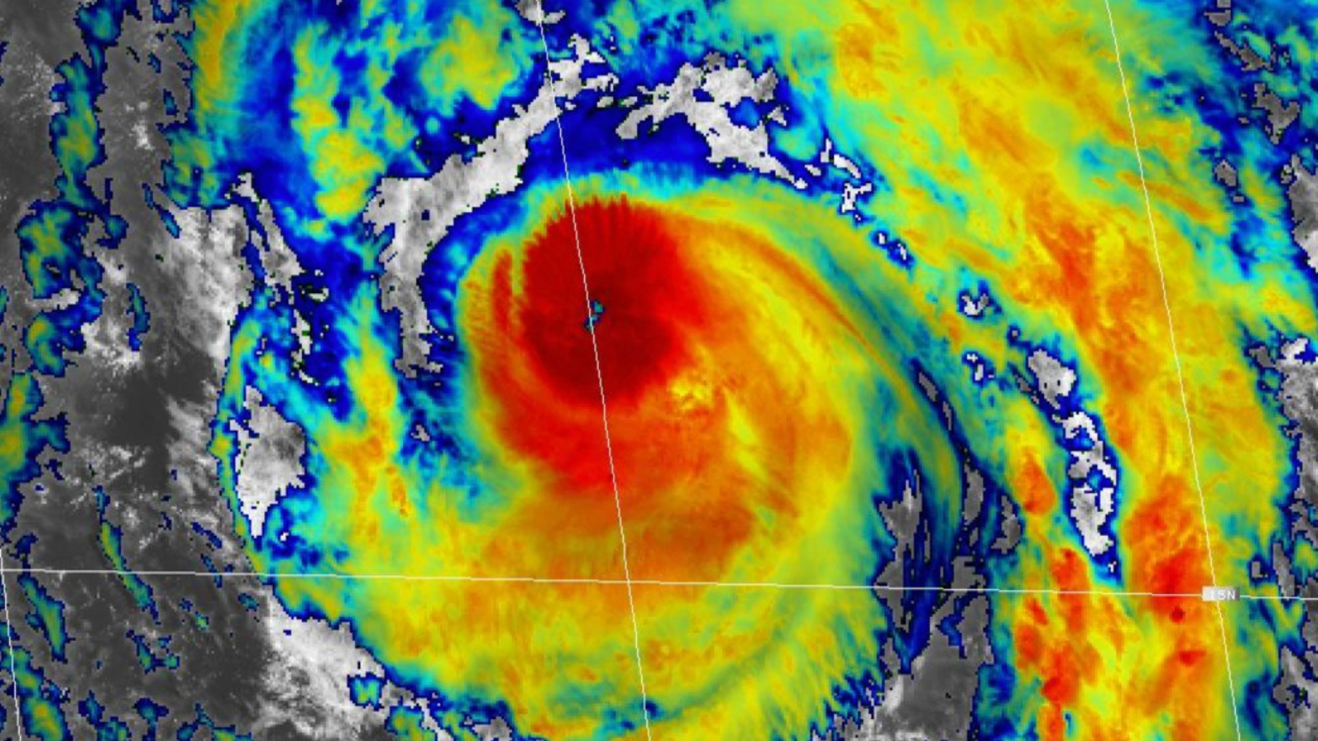 Hurricane Teddy Could Become Catastrophic Category 4 Storm National Hurricane Center Says Wpri Com
