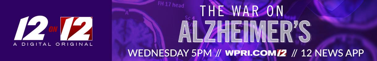 12 on 12: The War on Alzheimer's on WPRI.com