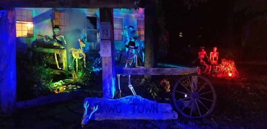haunted cowboys