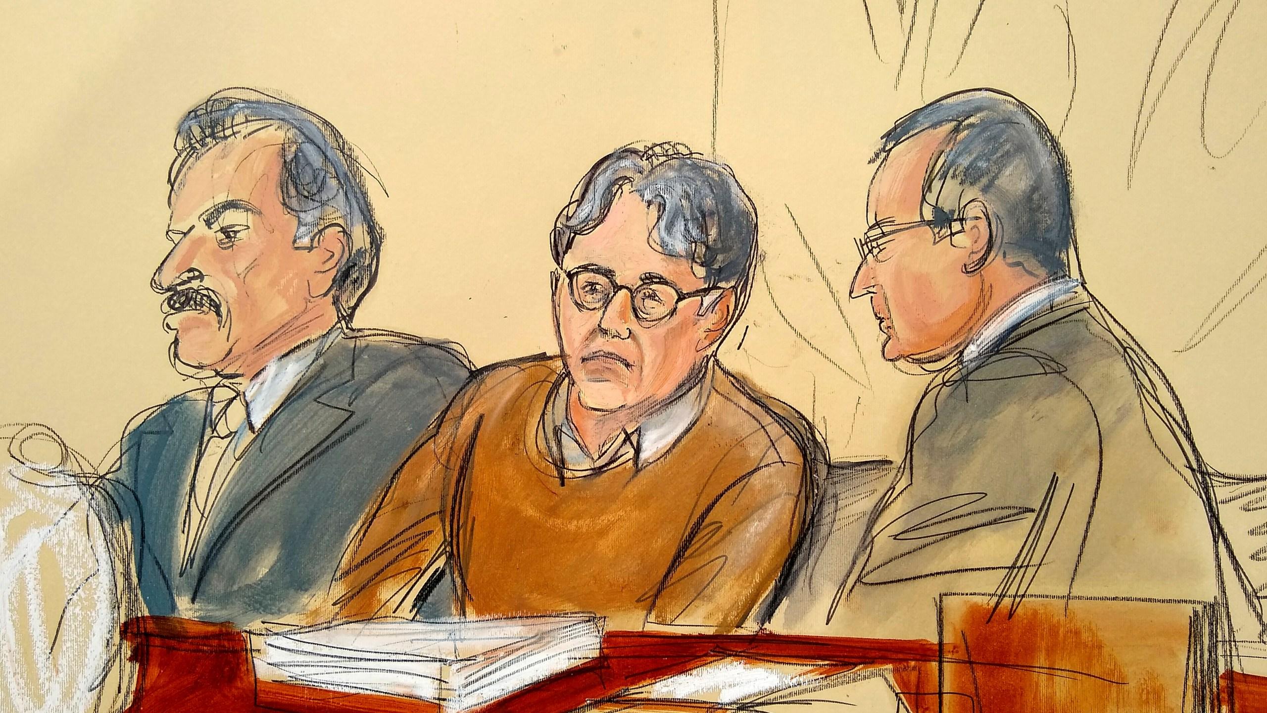 NXIVM guru gets 120 years in prison in sex-slaves case   WPRI.com