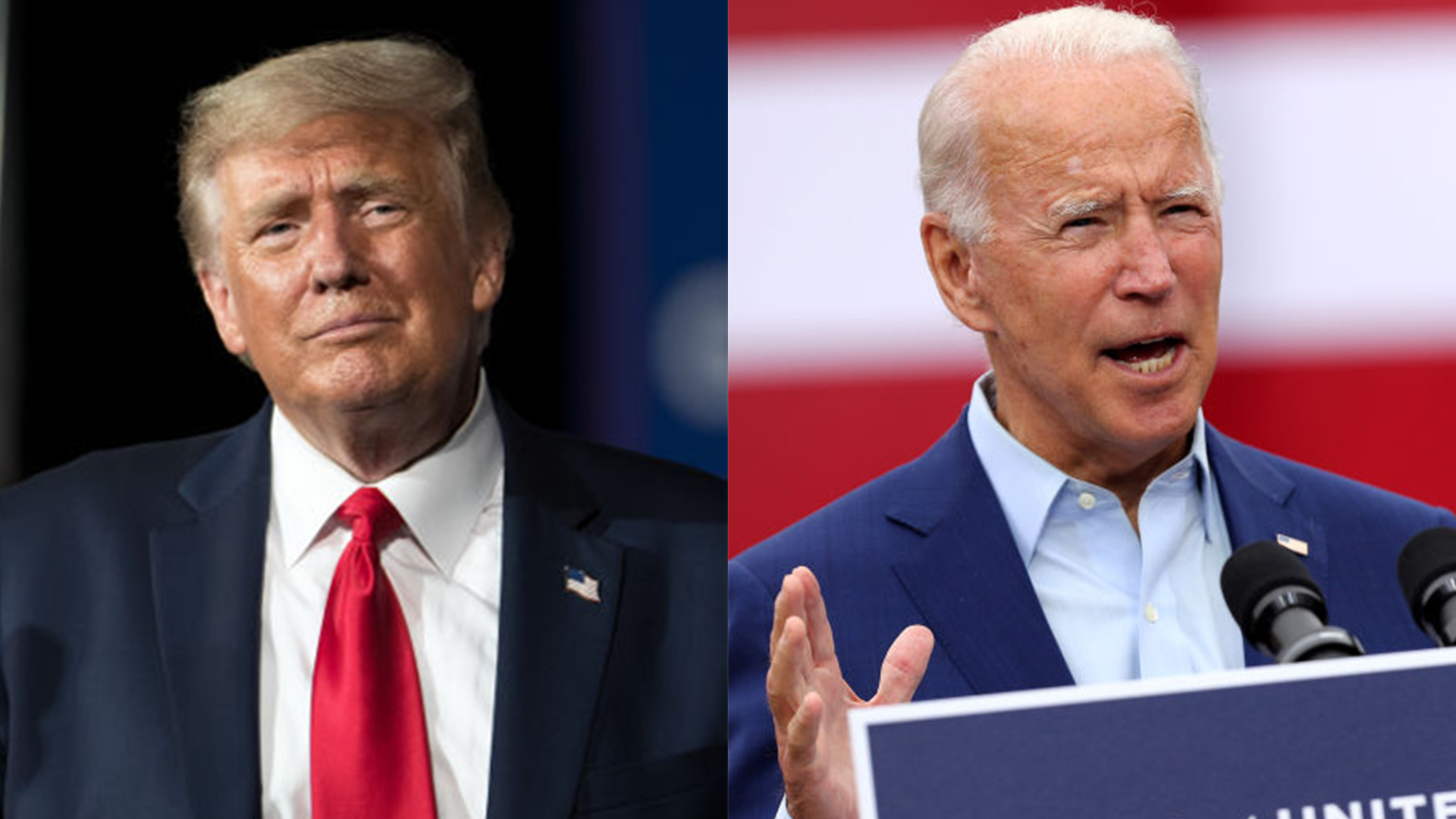 Trump or Biden? Latest polls in the 6 states that could decide the election  | WPRI.com