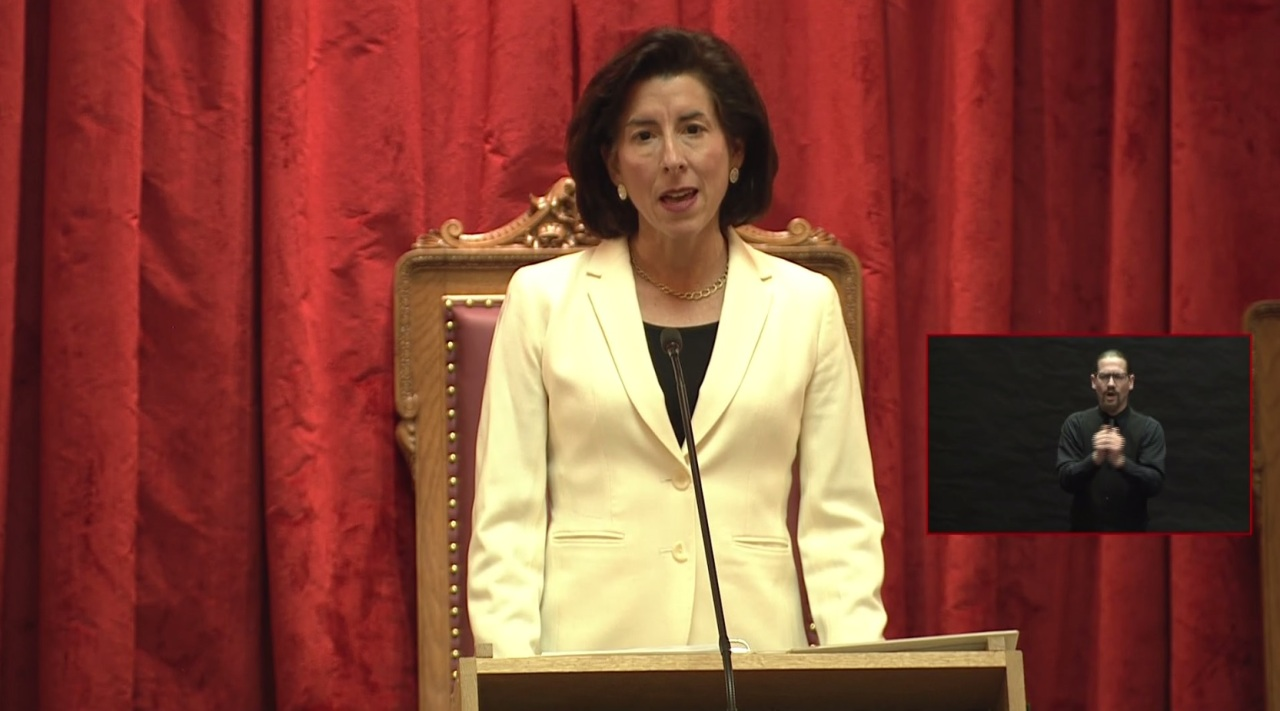 Gov  Gina Raimondo gives State of the State address on Wed  Feb 3 jpg?w=1280.