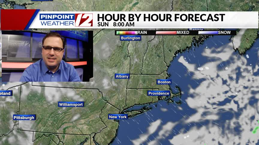 Weather Now: Dry and Cold Tonight; Quiet Weather Continues