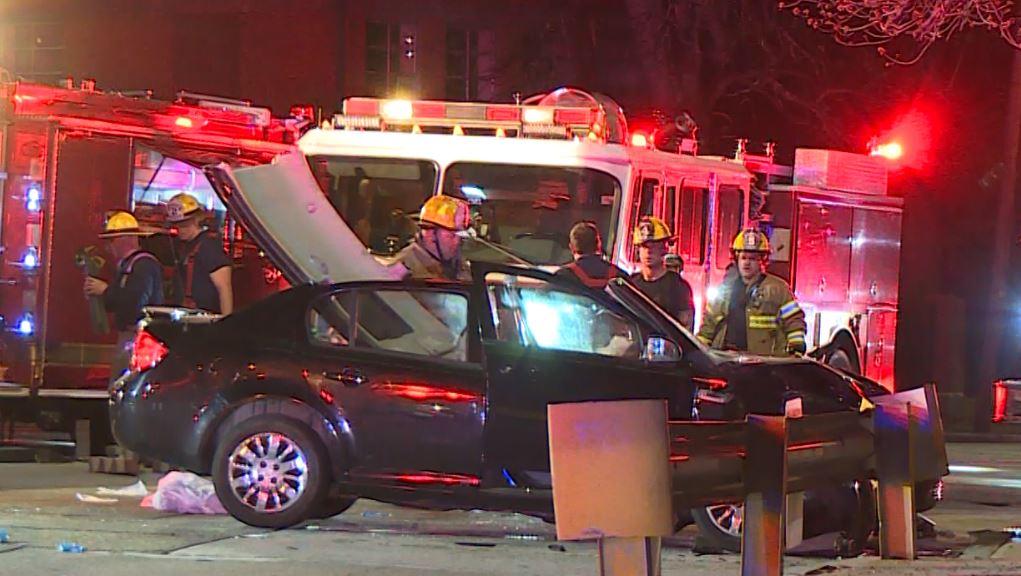Driver killed in Pawtucket crash