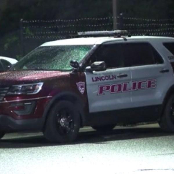 Lincoln, Rhode Island police cruiser