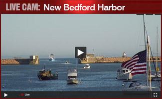 LIVE CAM: New Bedford Harbor