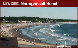 LIVE CAM: Narragansett Beach